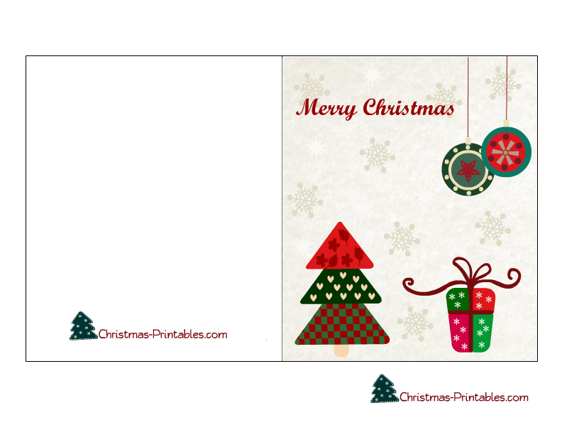 This is an image of Ridiculous Christmas Card Printable