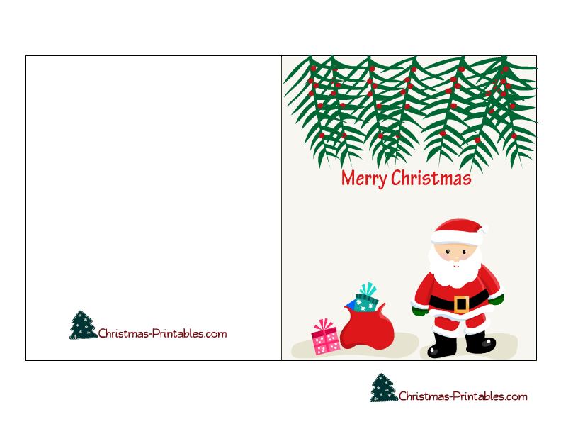 It is an image of Monster Printable Christmas Cards