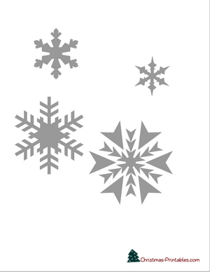 cut out christmas stencils printable merry christmas happy new