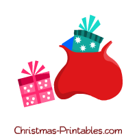 christmas gift boxes clipart